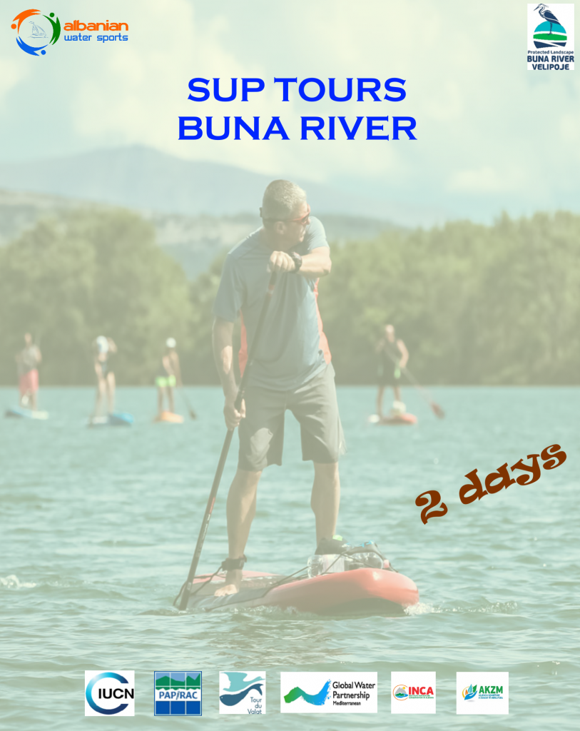 sup tour buna river